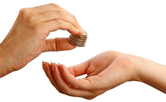 odsetki od darowizny